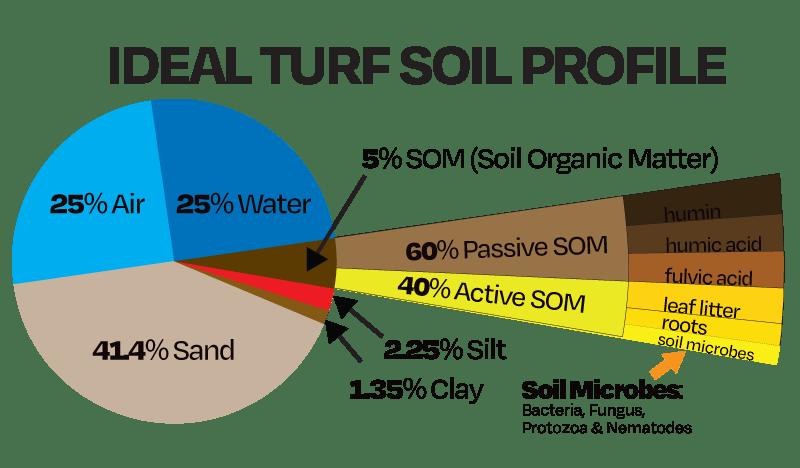 Ideal Turf Soil Profile