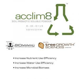 Acclim8 - Soil Prebiotic and Minerals from Eco Health Industries