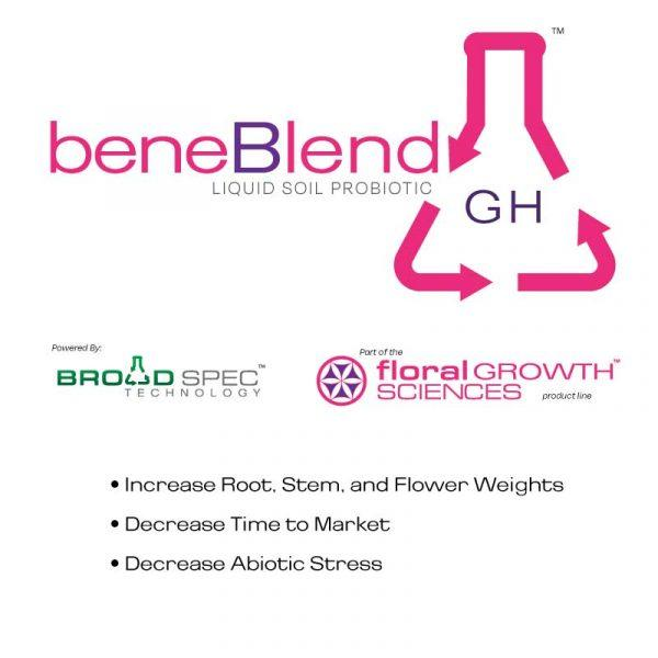 BeneBlend GH - Liquid Soil Probiotic from Eco Health Industries