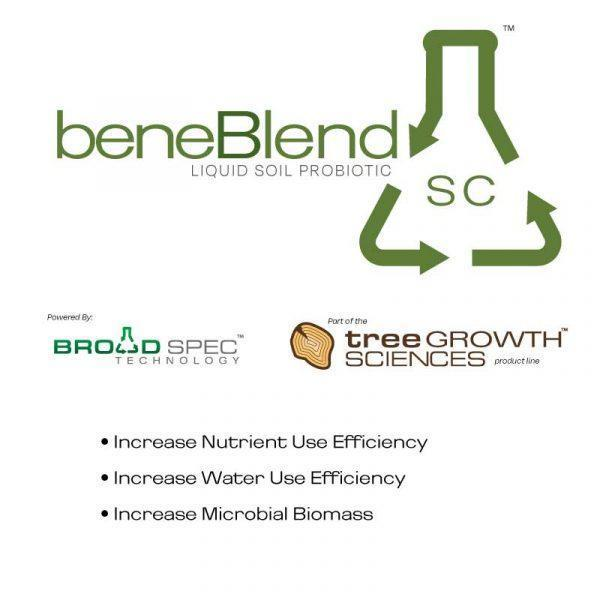BeneBlend SC - Liquid Soil Probiotic from Eco Health Industries
