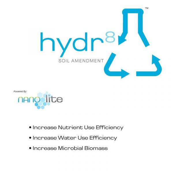 Hydr8 - Soil Water Management Formula from Eco Health Industries