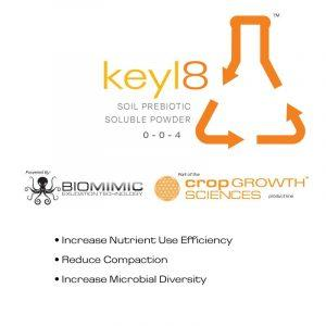Keyl8 - Soil Prebiotic Soluble Powder from Eco Health Industries