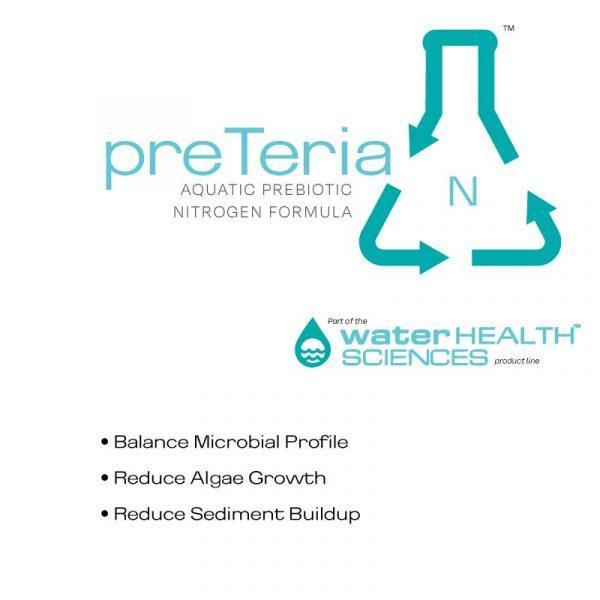 Preteria N - Aquatic Prebiotic from Eco Health Industries