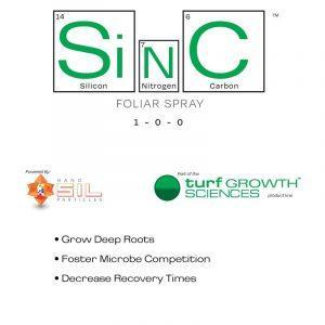 SinC GL - NanoSilica Mineral Foliar Spray from Eco Health Industries